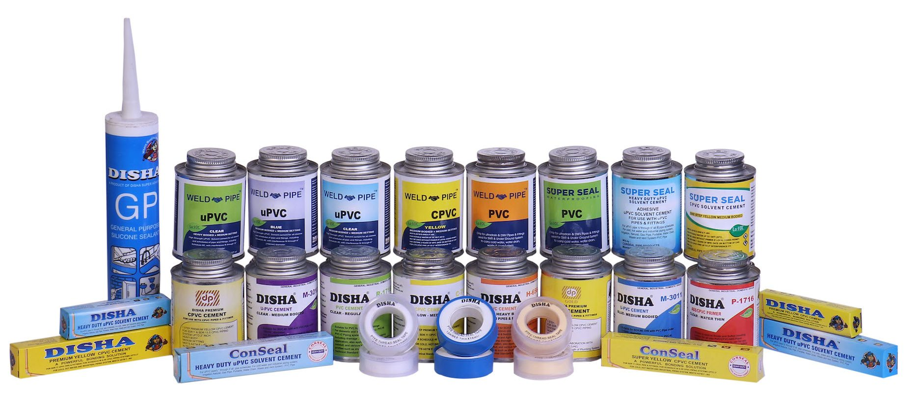 Pipe Joining Rubber Lubricant - Disha Range of Products